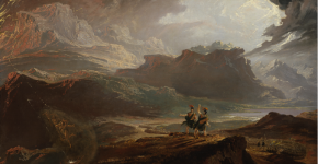 John Martin - Macbeth - National Gallery of Scotland