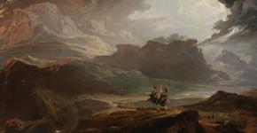 John Martin - Macbeth - National Gallery of Scotland